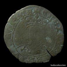 Monedas medievales: ENRIQUE IV, CUARTILLO DE SEVILLA (BAU 1023.7) - 25 MM / 1.82 GR.. Lote 179313462
