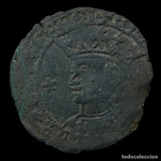 Monedas medievales: ENRIQUE IV, 1 DINERO DE SEVILLA (BAU 990.1) - 21 MM / 0.97 GR.. Lote 179315315