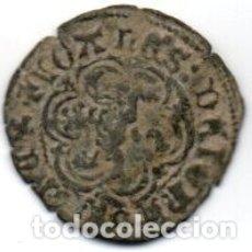 Monedas medievales: BLANCA DE VELLÓN DE JUAN II DE CASTILLA 1.406-1.454 CAYÓN 1.524 MBC. Lote 180235650