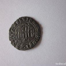 Monedas medievales: BLANCA DE JUAN II. BURGOS. LEYENDA DOBLE.. Lote 180260750