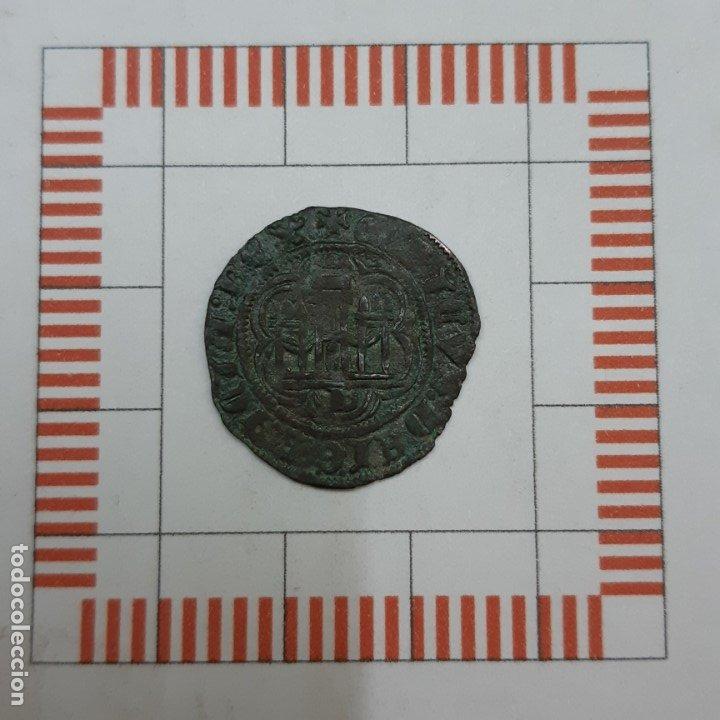 BLANCA, ENRIQUE III. BURGOS, S/F (Numismática - Medievales - Castilla y León)