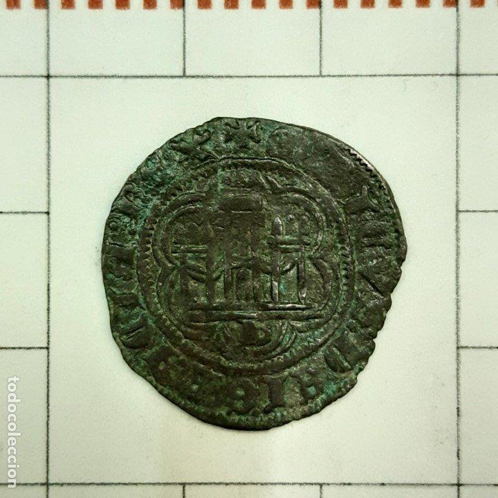 Monedas medievales: BLANCA, ENRIQUE III. BURGOS, S/F - Foto 2 - 180398477