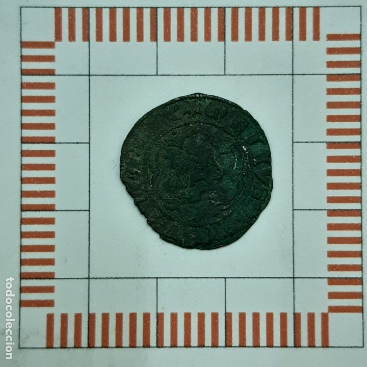 Monedas medievales: BLANCA, ENRIQUE III. BURGOS, S/F - Foto 3 - 180398477