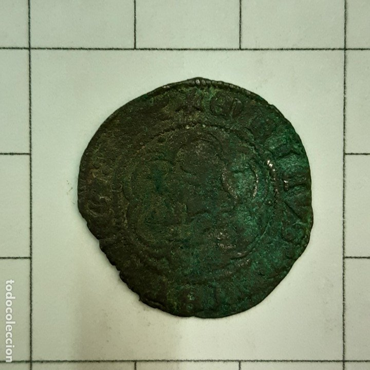 Monedas medievales: BLANCA, ENRIQUE III. BURGOS, S/F - Foto 4 - 180398477