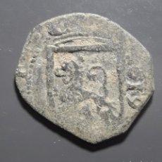 Monedas medievales: 8 MARAVEDÍS 1619 CUENCA - ÉPOCA FELIPE III. Lote 182016038