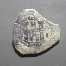 Monedas medievales: 2 CUARTOS CUENCA C-I - ÉPOCA FELIPE II. Lote 182016508