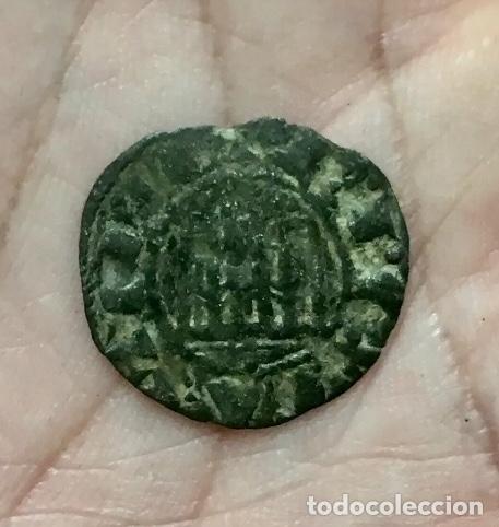 PEPION VELLÓN FERNANDO IV BURGOS 1295-1312 (Numismática - Medievales - Castilla y León)