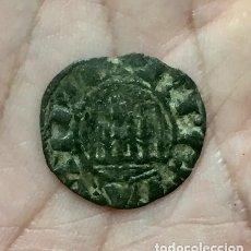 Monedas medievales: PEPION VELLÓN FERNANDO IV BURGOS 1295-1312. Lote 182374555
