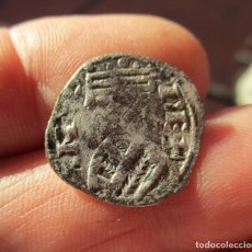 Monedas medievales: ALFONSO VIII . DINERO DE VELLON RICO . EXCELENTE CONSERVACION. Lote 182669591