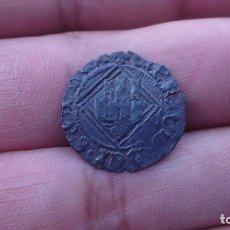 Monedas medievales: BLANCA DEL ROMBO ENRIQUE-IV CECA CORUÑA. Lote 183276496