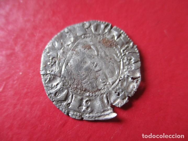 Monedas medievales: Reino de Castilla Leon. cornado de pedro I. 1350/1368. #mn - Foto 2 - 183561966