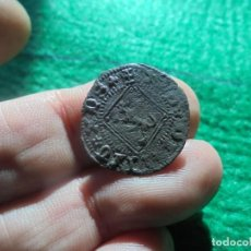 Monedas medievales: PRECIOSA BLANCA DEL ROMBO DE ENRIQUE IV , RICA EN PLATA . Lote 183680895