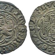 Monedas medievales: ENRIQUE III. CUENCA. BLANCA. 1390-1406. EBC+. Lote 184273340