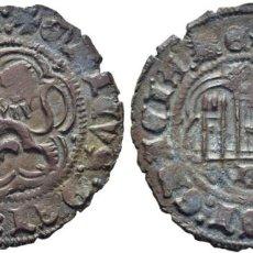 Monedas medievales: ENRIQUE III. BURGOS. BLANCA. 1390-1406. EBC. Lote 184273703