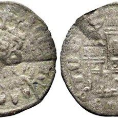 Moedas medievais: ENRIQUE II. BURGOS. CORNADO. 1369-73. MBC-. Lote 184276726