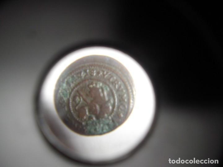 Monedas medievales: DOS MARAVEDIS 1718. BURGOS. FELIPE V. NORMAL CONSERVACIÓN. - Foto 3 - 184416896