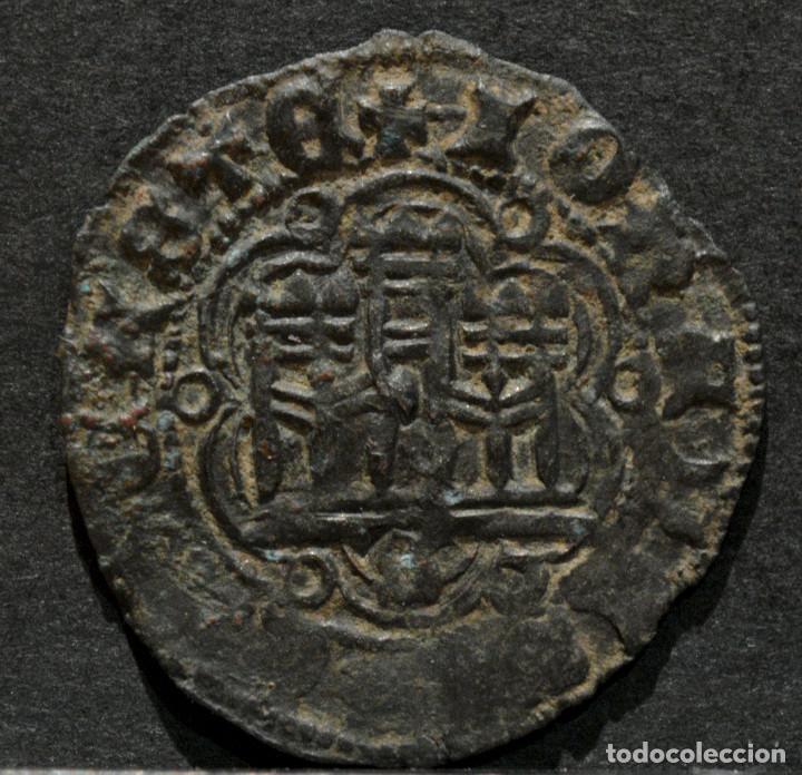 BLANCA DE SEVILLA JUAN II 1406-1454 (Numismática - Medievales - Castilla y León)