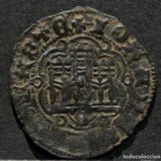 Monedas medievales: BLANCA DE SEVILLA JUAN II 1406-1454. Lote 163962542