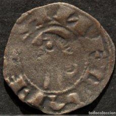 Monedas medievales: DINERO DE TOLEDO ALFONSO I EL BATALLADOR VELLON PLATA ESPAÑA. Lote 129028023