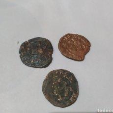 Monedas medievales: ANTIGUO LOTE DE MONEDAS. Lote 186214713