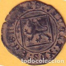 Monedas medievales: ENRIQUE IV BLANCA DE ROMBO CECA DE BURGOS. Lote 187098078