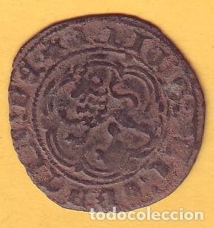 Monedas medievales: BLANCA DE ENRIQUE III CECA DE TOLEDO - Foto 2 - 187102513