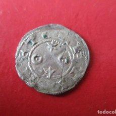 Monedas medievales: DINERO DE ALFONSO VI DE CASTILLA Y LEON. 1073/1109. TOLEDO. #MN. Lote 189074791