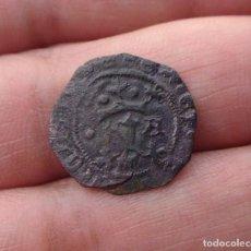 Monedas medievales: ESCASA BLANCA REYES CATOLICOS SEGOVIA ENSAYADOR-A GOTICA. Lote 189117350