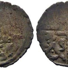 Monedas medievales: CASTILLA Y LEÓN. ALFONSO X. 1252-84. PUNTO BAJO EL CASTILLO. DINERO BLANCO. CY1142 (50 €). EBC-. Lote 189899790
