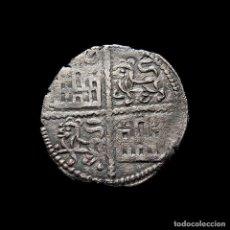 Monedas medievales: ALFONSO X, DINERO DE LAS 6 LÍNEAS, CRECIENTE, AB-238. 838-11-11-M. Lote 190029830