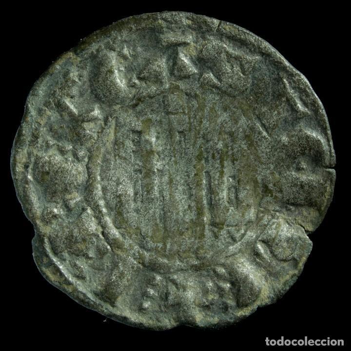 FERNANDO IV, PEPION DE CORUÑA (1295-1312) - 19 MM / 0.8 GR. (Numismática - Medievales - Castilla y León)