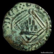 Monedas medievales: ENRIQUE IV, DINERO DE CUENCA (1454 - 1474) - 17 MM / 0.86 GR.. Lote 190905667