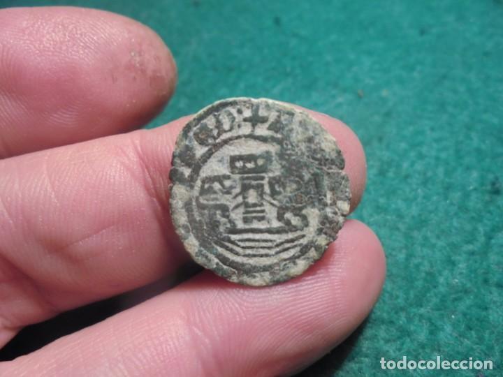 BONITA MONEDA MEDIEVAL DEL REINO DE PORTUGAL (Numismática - Medievales - Castilla y León)
