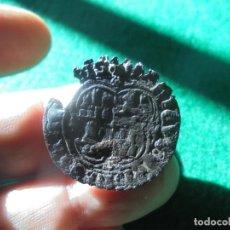 Monedas medievales: ESCASO REAL DE ENRIQUE II , CECA SEVILLA . Lote 191493815