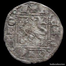 Monedas medievales: ENRIQUE II, 1 NOVEN DE BURGOS (1369 - 1379) - 18 MM / 1.35 GR.. Lote 191584895