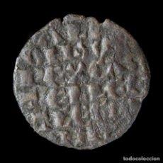 Monedas medievales: ALFONSO X, DINERO 6 LÍNERAS, SIN CECA - 14 MM / 0.72 GR.. Lote 191590647