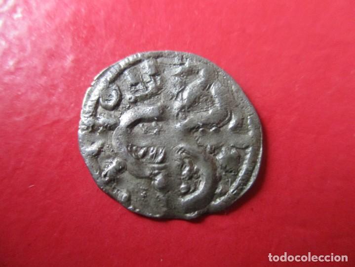 Monedas medievales: Reino de Leon. dinero de Alfonso IX 1188/1230 - Foto 2 - 191608817