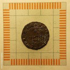 Monedas medievales: BLANCA, ENRIQUE III. BURGOS. Lote 191809652