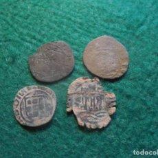 Monedas medievales: LOTE DE MONEDAS DEL REINO DE PORTUGAL . Lote 193725012