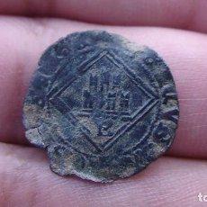Monedas medievales: BLANCA DEL ROMBO ENRIQUE-IV BURGOS. Lote 193817228