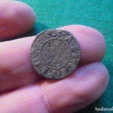 Monedas medievales: BONITO Y ESCASO SEISEN DE SANCHO IV , CECA DE BURGOS. Lote 193918200