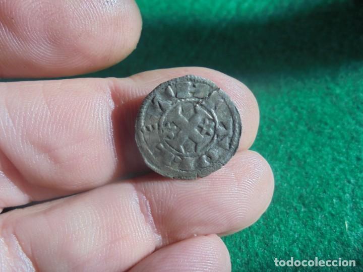 BONITO DINDERO DE ALFONSO VIII , CECA TOLEDO (Numismática - Medievales - Castilla y León)