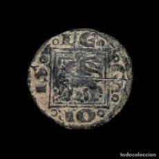 Monedas medievales: ALFONSO X (1252-1284) OBOLO DE VELLÓN, SIN MARCA DE CECA. (8824). Lote 194587490