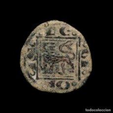 Monedas medievales: ALFONSO X (1252-1284) OBOLO DE VELLÓN. CUENCA. (8827). Lote 194588930