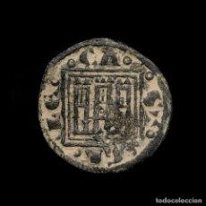 Monedas medievales: ALFONSO X (1252-1284) OBOLO DE VELLÓN. SIN MARCA DE CECA. (8831). Lote 194589301
