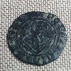 Monedas medievales: RARA VARIANTE BLANCA DEL ROMBO CUENCA. Lote 194929150