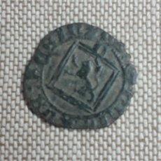 Monedas medievales: MUY RARA VARIANTE DE BLANCA DEL ROMBO DE ENRIQUE IV. CUENCA. Lote 194929373