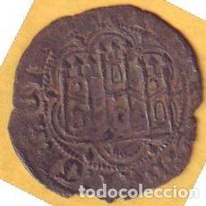 Monedas medievales: BLANCA ENRIQUE IV CECA CORUÑA. Lote 195164290