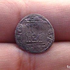 Monedas medievales: OBOLO DE ALFONSO-X LEON. Lote 195173883