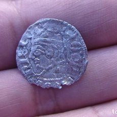 Monedas medievales: BONITO CORNADO MEDIEVAL DE ALFONSO-XI BURGOS. Lote 195173950